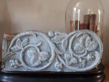 Frise ancienne en zinc