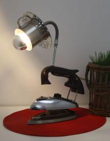 LAMPE A POSER RECUP' FER CALOR