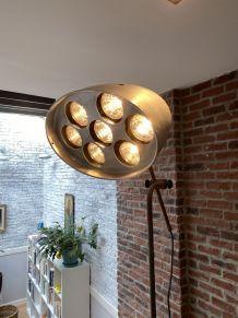 Lampe de carrossier vintage de la marque RG LEVALLOIS année