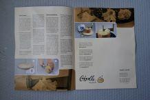 Girolle à fromage 'tête de moine'