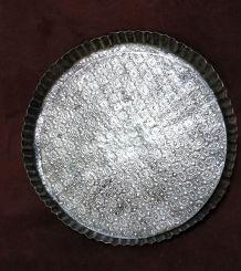 Moule à tarte ancien en fer