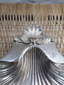 Coquillage argente