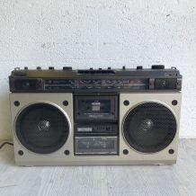 Ghetto blaster Hitachi Vintage 80's