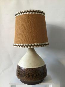 Lampe vintage Jersey Pottery