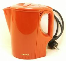 Bouilloire vintage orange Tefal.