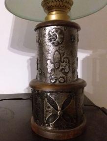 N° 104 Lampes style moyen âge
