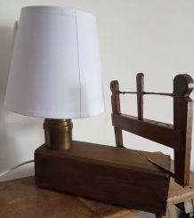 N° 221 Lampe scions du bois