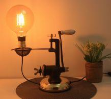 "LAMPE A POSER RECUP' ""H'OIR"""