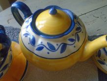 Service à thé/
