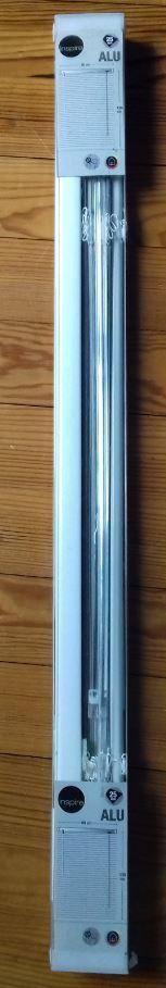 1 Store vénitien alu 80x130 cm