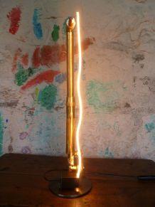 LAMPE INDUSTRIELLE - CHALUMEAU -