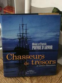 """Livre """"Chasseurs de trésors"""