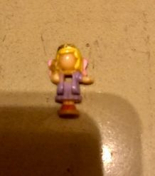 Vintage Polly pocket / Enchanted Storybook 1996