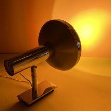 Lampe applique chromé