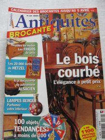 Magazines « Antiquités  brocante », années 2009-2010-2011-20