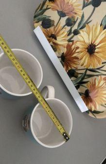 2 mugs déco année folles