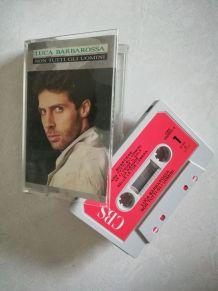 K7 audio — Luca Barbarossa - Non tutti gli uomini