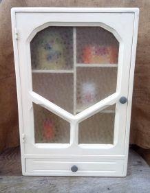 Ancienne armoire à pharmacie--Années 50/60