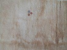 Tapis vintage Persan Gabbeh fait main, 1C723