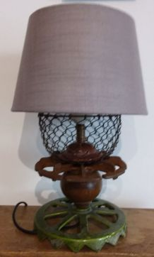 Lampe panier n° 65