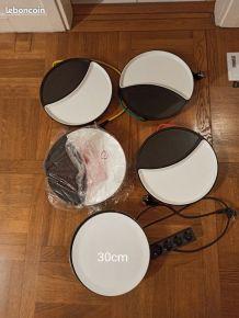 Plancha électrique convivial 4 personnes
