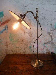 LAMPE BUREAU - VINTAGE - BIJOUTIER -