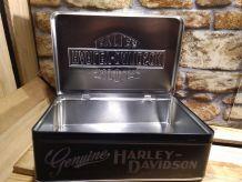 BOITE METAL HARLEY DAVIDSON NEUVE