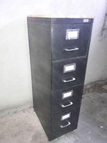 Meuble 4 tiroirs annee 60-70 Roneo