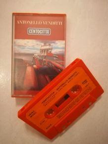 K7 audio — Antonello Venditti - Centocitta - Cassette 2