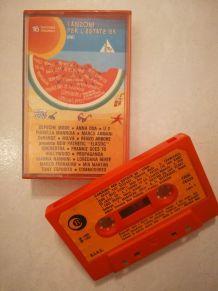 K7 audio — Canzoni per l'estate '85 - Uno