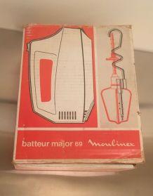 Batteur Moulinex