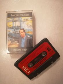 K7 audio —  Francesco De Gregori - Miramare