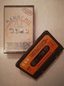 K7 audio  — San Remo '84