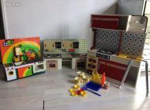Lot jouets vintage
