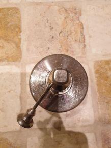 Vaporisateur années 50 métal argenté manque la poire