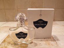 Flacon vide eau de Shalimar avec boîte  (50 ml) plus édité
