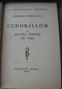 Charles Perrault, Contes, 1953