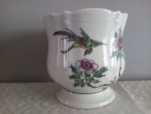 Cache-pot en porcelaine Chinoise