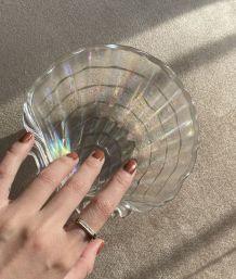 Grand vide poche Coquillage transparent.