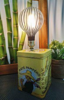 """LAMPE A POSER RECUP' """"PAMPERO"""""""