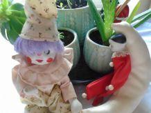Poupée Pierrot