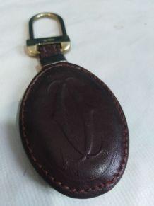 Porte-clés Cartier Vintage