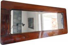 Miroir en palissandre de rio