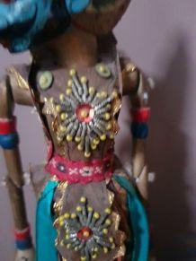 Statuette vintage orientale