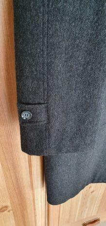 Manteau homme en tissus laine