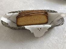 Corbeille à pain en métal argenté tressé