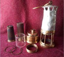 Lampe de mineur N° 9913