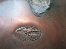 Vase cuivre LECELLIER
