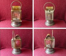 Ancienne lampe SNCF