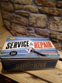 BOITE METAL SERVICE REPAIR
